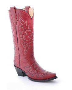 Pink cowboy boots!!