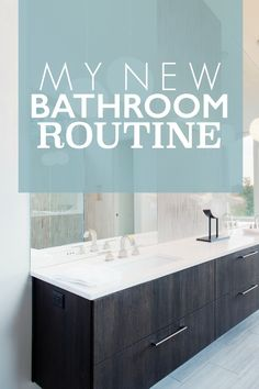 My New Bathroom Routine - Spaceships and Laser Beams