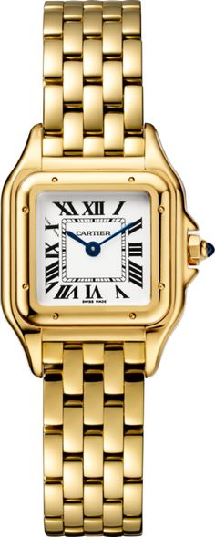 Panthère de Cartier watch Small model 49ec2e99c2020