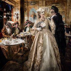 "Magnete Florian ""Carnevalesco veneziano 4"" Caffè #Florian a #Venezia San Marco - Florian #cafè in #Venice Saint Mark #travel #travelinspiration  #italy #italia #veneto #instaitalia #italianalluretravel #gift #souvenir"