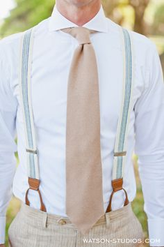 i like the old suspender style. John David wears this kind of suspenders on a…