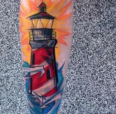 lighthouse-tattoo-design-4.jpg (595×586)