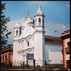 #Church#StaRosadeCopán#Honduras