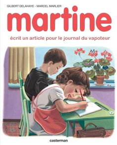 Martine is the title character in a series of books for children written in French by the Belgians Marcel Marlier and Gilbert Delahaye and edited by Casterman. Marcel, E Mc2, Know Your Meme, Just Smile, Vintage Children, Twitter, Just In Case, I Laughed, Childrens Books