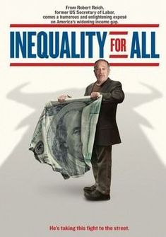 Inequality for All Worksheets, Essay Prompts and Discussion Topics help students master the issues presented by Labor Secretary Robert Reich in this thought-provoking film perfect for current events or economics classes. Why HAS inequality increased so much in the last 30+ years? Help students explore the issue with these Inequality for All worksheets and movie guide.