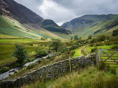 ***Newlands Valley (Lake District, England) by Bob Radlinski