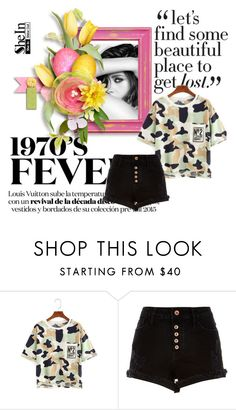 """Contest :)"" by gikilovac ❤ liked on Polyvore featuring Chanel and River Island"