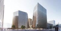 Delugan Meissl gewinnen in Wien / Hochhaus am Schweizergarten - Architektur und Architekten - News / Meldungen / Nachrichten - BauNetz.de