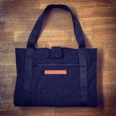 EWAPEWA'S PUSLETASKE (nursery bag) made this in one afternoon.