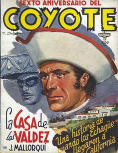 La casa de los Valdez. Ed. Cliper, 1950. (Col. El Coyote ; 113)