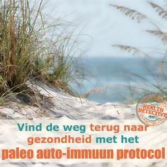 Chronisch ziek of een auto-immuunziekte? Het paleo auto-immuun protocol helpt! | www.evawitsel.nl Poke Bowl, Food Trends, Kombucha, Raw Food Recipes, Superfoods, Detective, Smoothies, Sick, Healthy Lifestyle