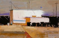 Another beautiful Bill Wray painting