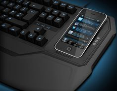 ROCCAT Phobo Gaming Keyboard Makes Most Use of iPhone.. -- Curated by BB Media Team Accounts | #315 - 11605 227 St, Maple Ridge, BC V2X 2L6 Canada | 866-417-0035