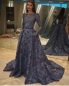 Amazing gown @maison_vogue