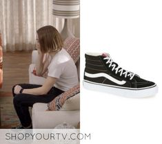 f40a2d73f Atypical: Season 1 Episode 7 Casey's Black Sneakers – Shop Your TV