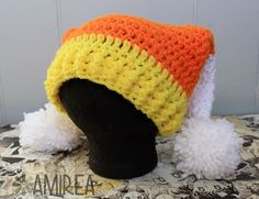 *This listing is for a DIGITAL PATTERN that you can download once payment has cleared and not an actual finished item*  Due to the nature of patterns, there are no refunds. All sales are final. Pattern covers Adult, Teen, Toddler, and Baby sizes! Includes instructions for: • Santa hat • Candy Corn hat • Elf (or Leprechaun) hat • Christmas Stocking hat _____________________________________________________________  You may use this pattern for personal use, gifts, & charity. Sales of finished…