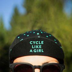FIXED GEAR GIRL TAIWAN: Nice cap !