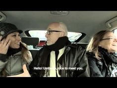 ▶ Coca-Cola Christmas Taxi in Rome - YouTube