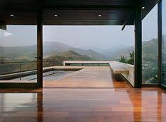 Casa Farellones, Chile. Magnificent.