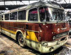 Ikarus 55 Automobile, Bus Coach, Busses, Old Trucks, Old Cars, Old School, Transportation, Classic Cars, Around The Worlds