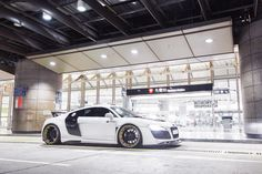 #Audi #R8 Prior Design GT850