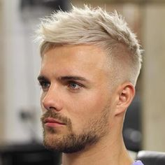 Best Spiky Hair Men - Best Spiky Hairstyles For Men: Cool Spiky Hair, Cuts and Styles - Short, Medium, Long Spiky Haircuts Haircuts For Balding Men, Cool Mens Haircuts, Cool Hairstyles For Men, Boy Hairstyles, Man Haircuts, Hairstyle Ideas, Stylish Hairstyles, Hairstyles For Balding Men, 2018 Haircuts
