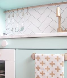 design + a little bit of everything else i love Ikea Play Kitchen, Kitchen Hacks, Diy Kitchen, Ikea Furniture Hacks, Ikea Hacks, Baby Room, Bath Mat, Playroom, Projects To Try