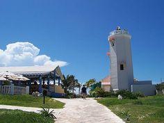 Faro de Punta Sur, Isla Mujeres