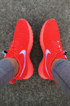 Simplicity at its finest - the Nike Roshe One.
