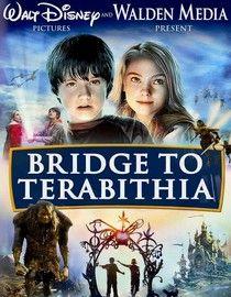 Bridge to Terabithia Josh Hutcherson Annasophia Robb