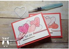 watercolor with markers by lizzier - Cards and Paper Crafts at Splitcoaststampers
