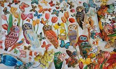 Trail of Inspiration: A Few More Wild and Happy Creatures. Lulu DK