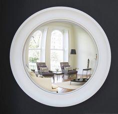 Large Cavetto Convex Mirror