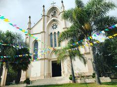 Distrito de Silva Jardim - Igreja de São Roque - Serafina Corrêa - RS - Brasil.