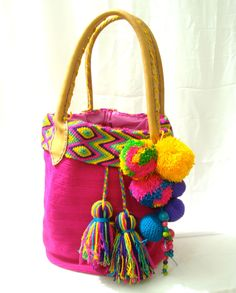 Beautiful Wayuu bags $222.22       Item: CB-005         www.orchidhua.com  sales@orchidhua.com