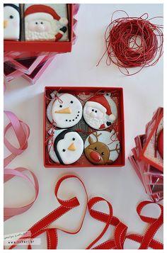 Χειροποίητα Μπισκότα - Συσκευασίες | Flickr: Intercambio de fotos