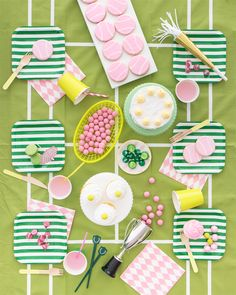 Wimbledon Party | Oh Happy Day!