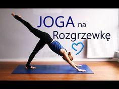 Joga Rozgrzewka, czyli rozgrzewka przed treningiem, rozgrzewka przed bieganiem czy po prostu rozgrzewka przed jogą dynamiczną, zarówno dla początkujących jak... Yoga Tips, Pilates, Beauty Hacks, Stress, Exercise, Gym, Workout, Health, Cardio