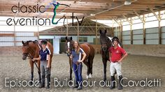 "Evention Tv Season 3: Episode 1 ""Build your own Cavaletti"""