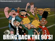 how did we go from things like hey arnold to thinks like secret life of an american teen. Love The 90s, Back In The 90s, Hey Arnold, 90s Childhood, Childhood Memories, Funny Celebrity Pics, Alternative Songs, 90s Nostalgia, Old Tv Shows