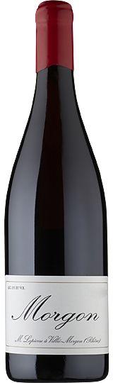 Morgon Domaine Marcel Lapierre 2010 bottle