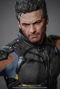 Got it! My third piece!    X-Men: Days Of Future Past Wolverine Hot Toys Figure Best head sculpt of Hugh Jackman by Hot Toys  Release Date 2015