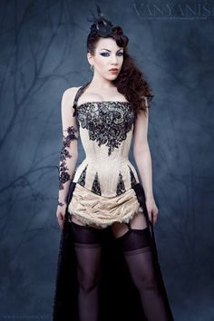viktorianische mode