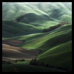 Tuscany ~ by Marcin Sacha.