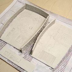 Technique: slab built bottle Ceramic Arts Daily