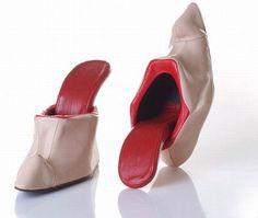 Say Ahh Shoes  #weirdwins