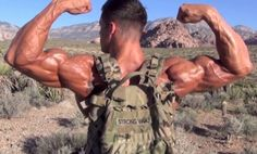 "Ex-Army Soldier ""Strong Wolf"" Becomes Fitness Superstar - MuscleAndFitnessTips.org"