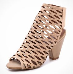 21 Stunning Pairs of Cutout Shoes via Brit + Co.