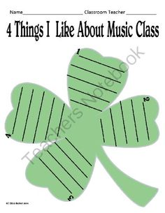 Viewing 1 - 20 of 1844 results for shamrock music likes Teaching Activities, Teaching Music, Teaching Ideas, Music Bulletin Boards, Music Journal, Music Worksheets, School Of Rock, Music School, Music Like
