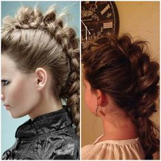 Braidhawk tutorial. SWEET! (by the way that is me on the right!!!)